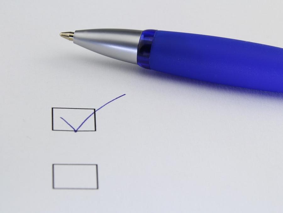 La checklist pour une visite d'appartement