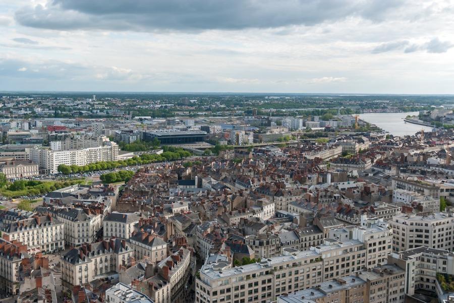 Les meilleurs quartiers de Nantes pourinvestir