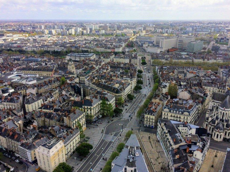 Nantes, une terre d'accueil pour les affaireset tout projet enimmobilier
