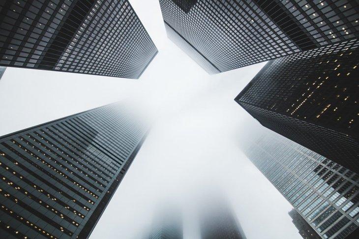 skyscrapers-1081737_1280